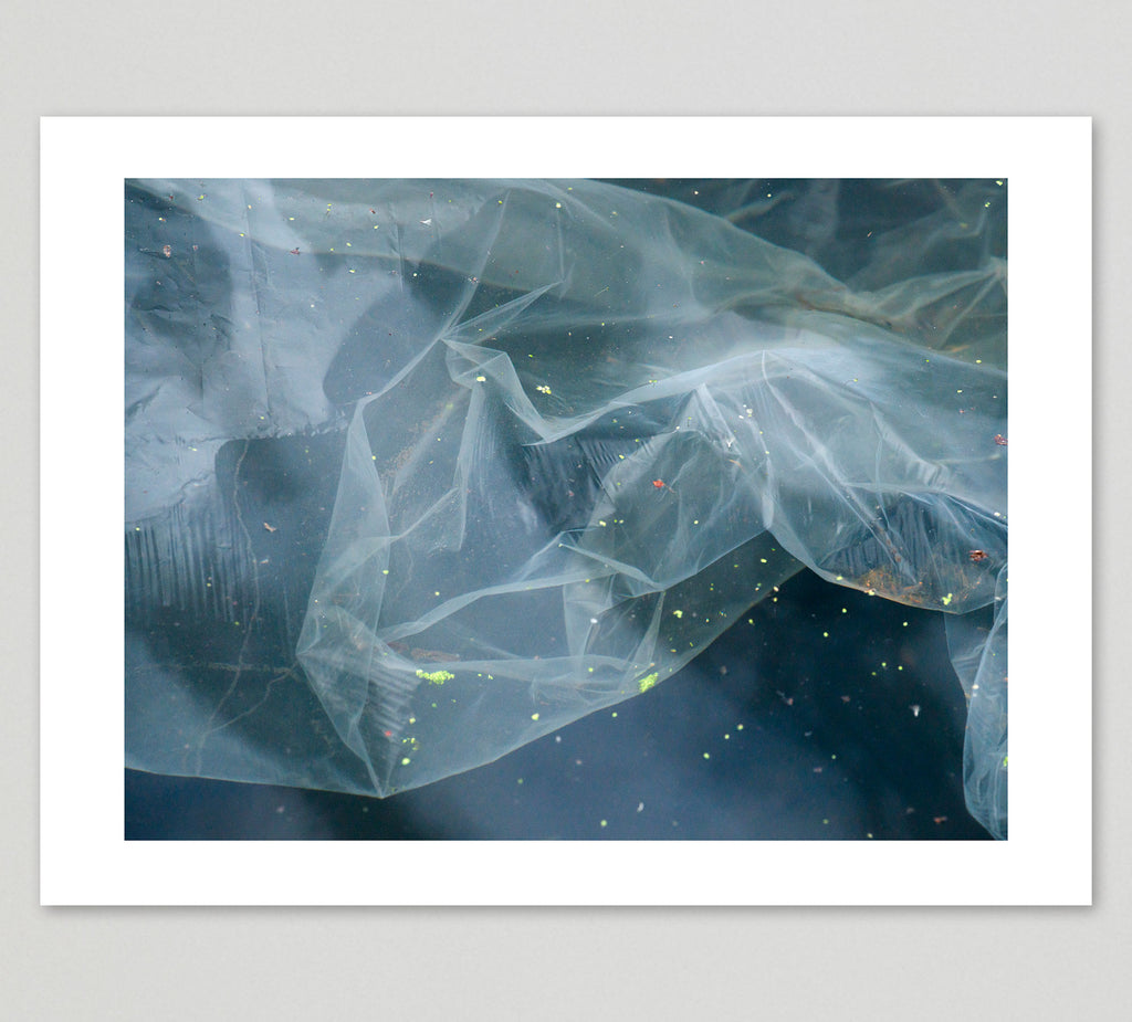 Freya Najade Print 'Plastic' - limited edition of 25
