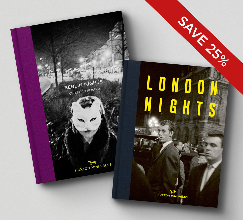 CITY NIGHTS BUNDLE - London & Berlin - save 25%