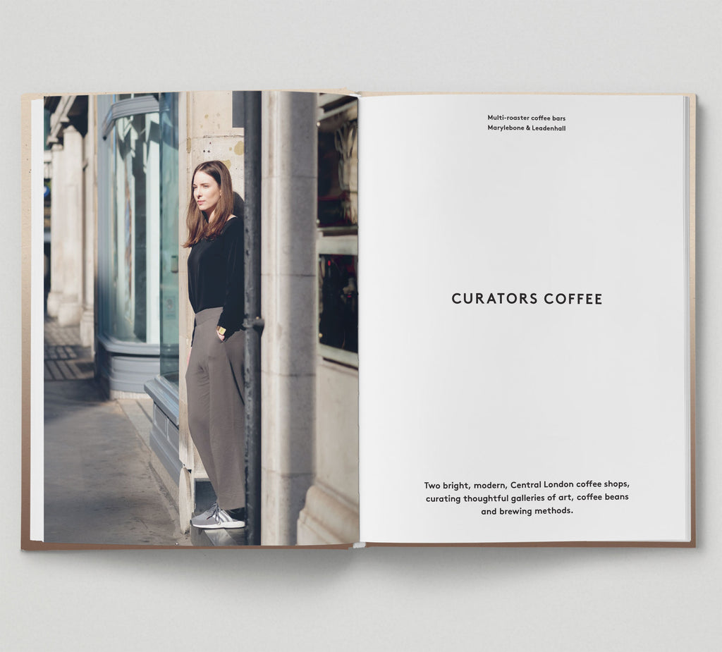 PRE-ORDER: London Coffee