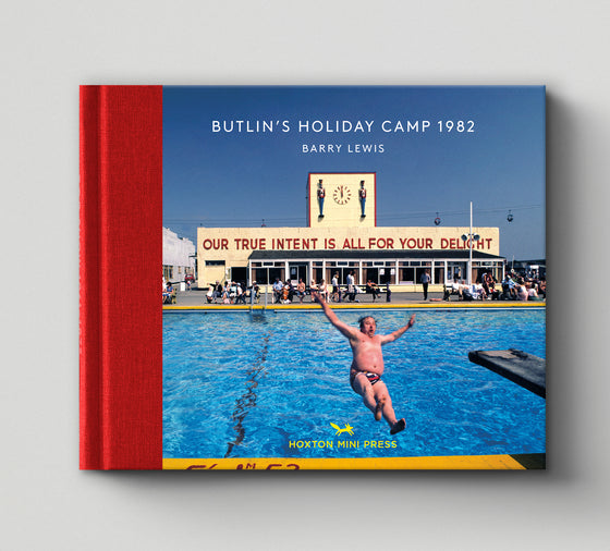 Butlin's Holiday Camp 1982 (Book 8: Vintage Britain)