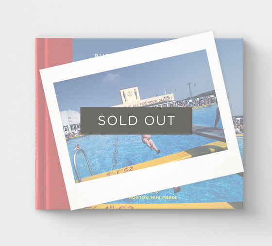 Limited edition prints (A) and (B) + signed book: 'Butlin's Holiday Camp 1982'