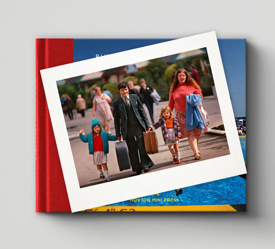 PRE-ORDER: Limited edition print (B) + signed book: 'Butlin's Holiday Camp 1982'