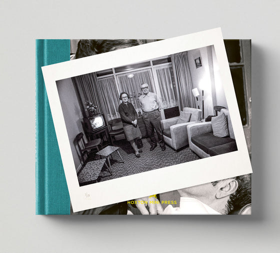 PRE-ORDER: Limited edition print (B) + signed book: 'Hackney Archive'