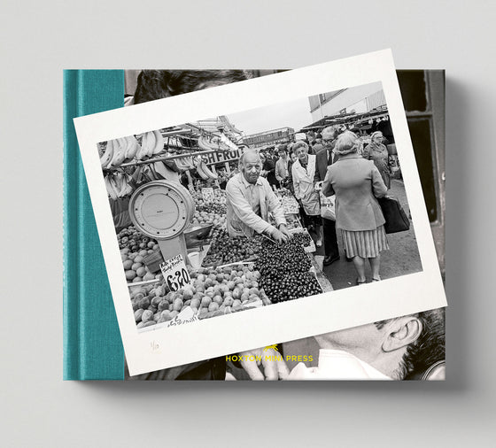 PRE-ORDER: Limited edition print (C) + signed book: 'Hackney Archive'