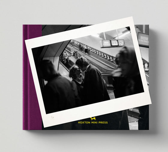PRE-ORDER: Limited edition print (D) + signed book: 'London Underground 1970-1980'
