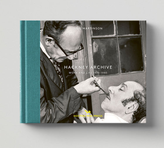 PRE-ORDER: Hackney Archive (Book 7: Vintage Britain)