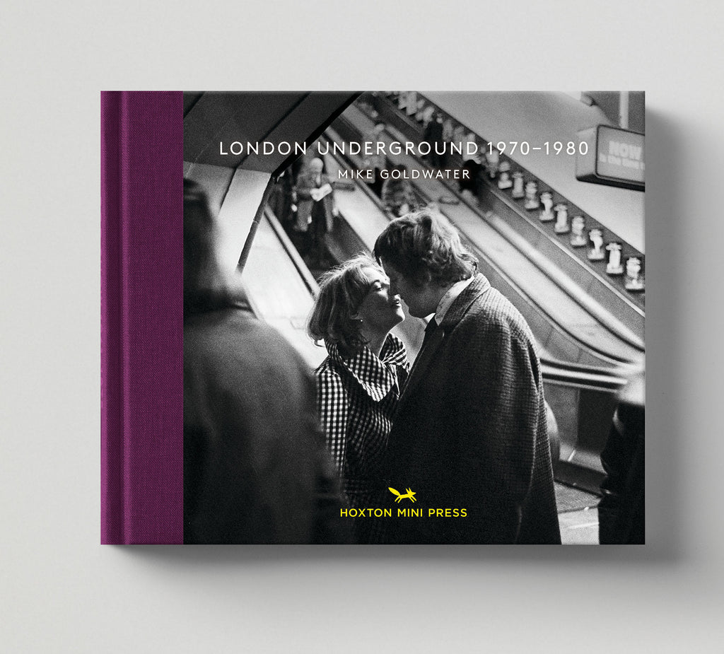 Limited edition print (D) + signed book: 'London Underground 1970-1980'