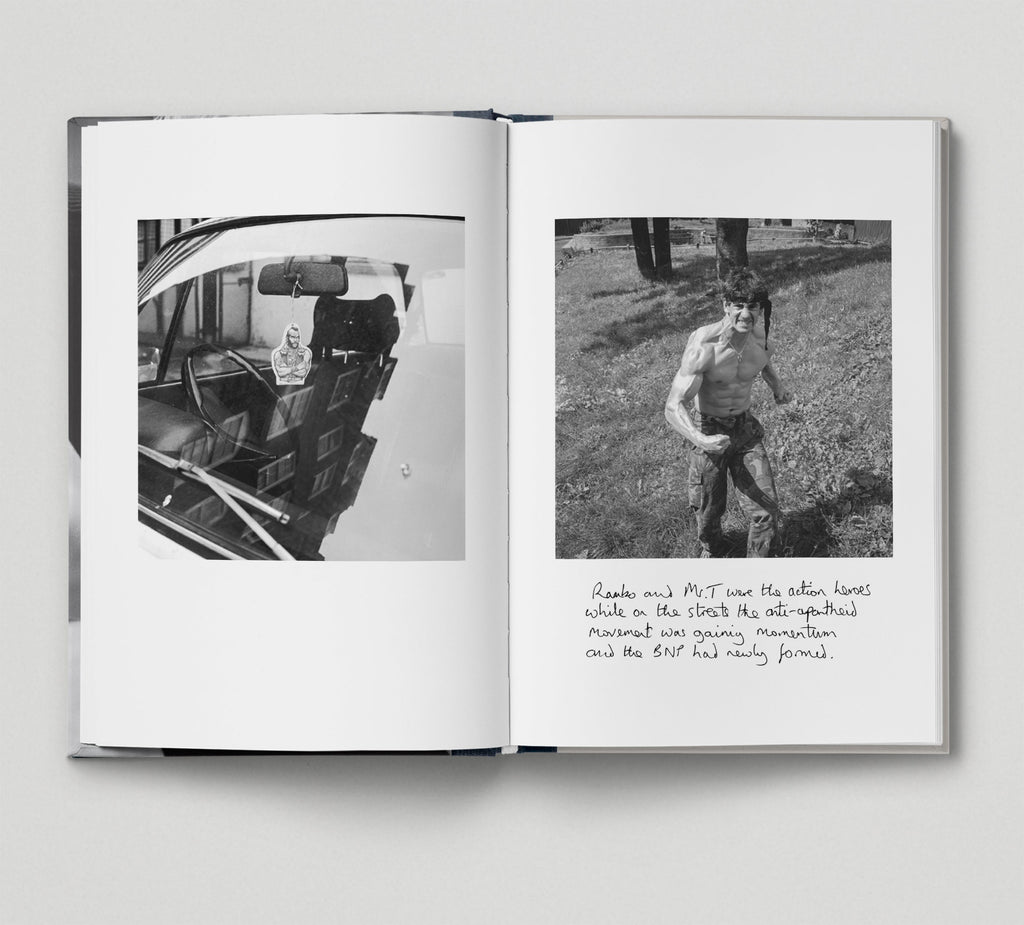 Collector's Edition + Print (Photo Book 13): Dalston in the 80s