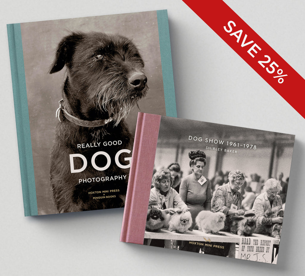 DOG LOVERS BUNDLE - Dog Photography & Dog Show - save 25%
