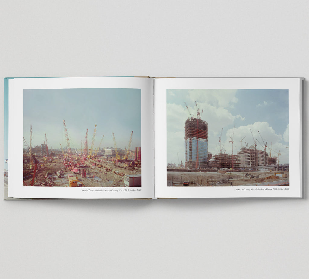 Limited edition print (D) + signed book: 'The East End in Colour 1980-1990'
