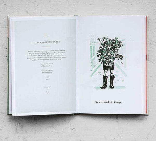 50 People of East London (Illustrated Book 1)