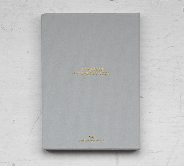Collector's Edition + Print (Illustrated Book 1): 50 People of East London