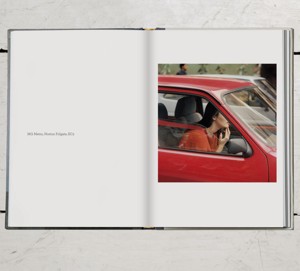 Collector's Edition + Print (Photo Book 6) : Drivers in the 1980s