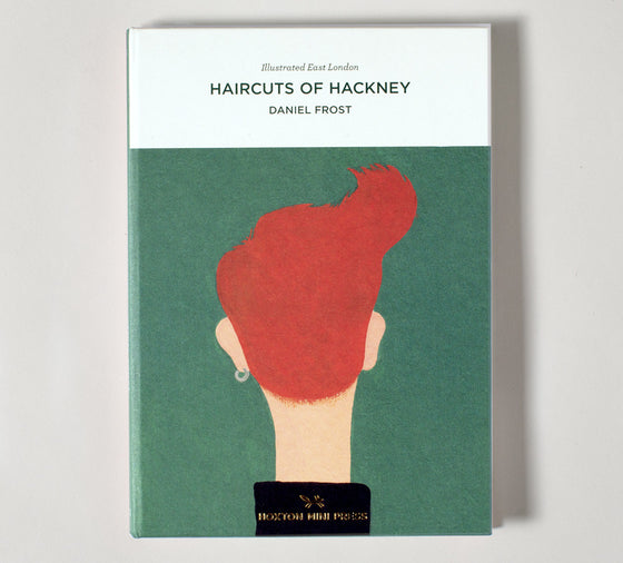 Collector's Edition 'Haircuts of Hackney'