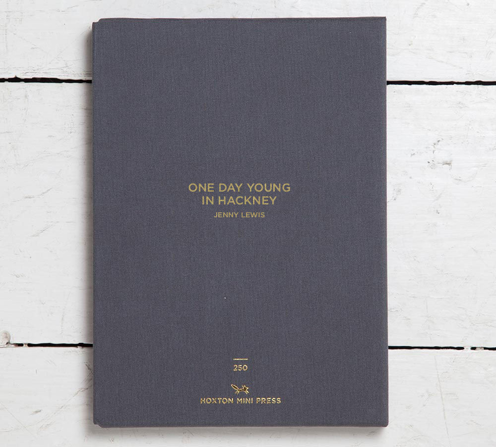 Collector's Edition + Print (Photo Book 5) : One Day Young In Hackney