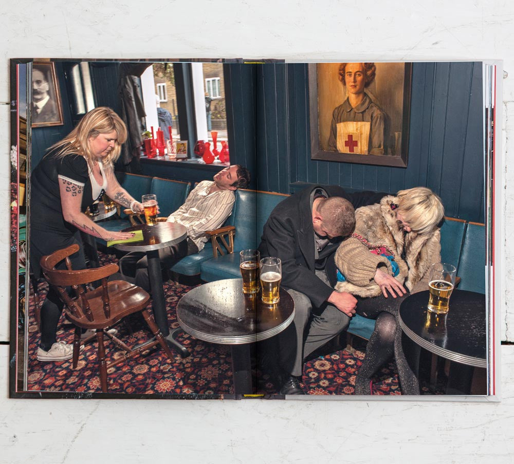 Collector's Edition + Print (Photo Book 4): Shoreditch Wild Life