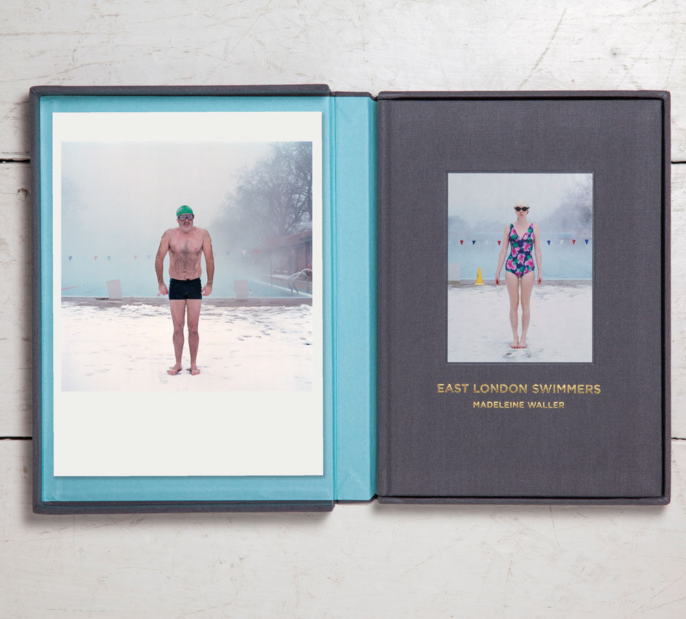 Collector's Edition + Print: East London Swimmers