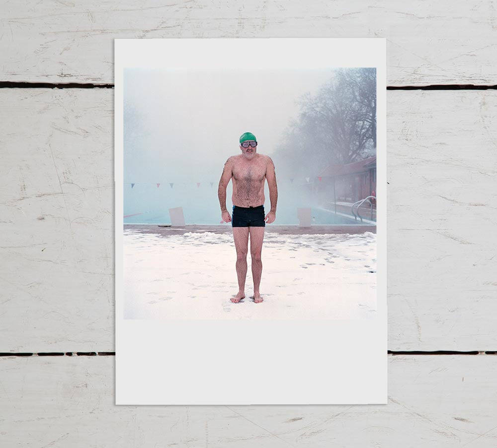 Collector's Edition + Print (Photo Book 2) : East London Swimmers