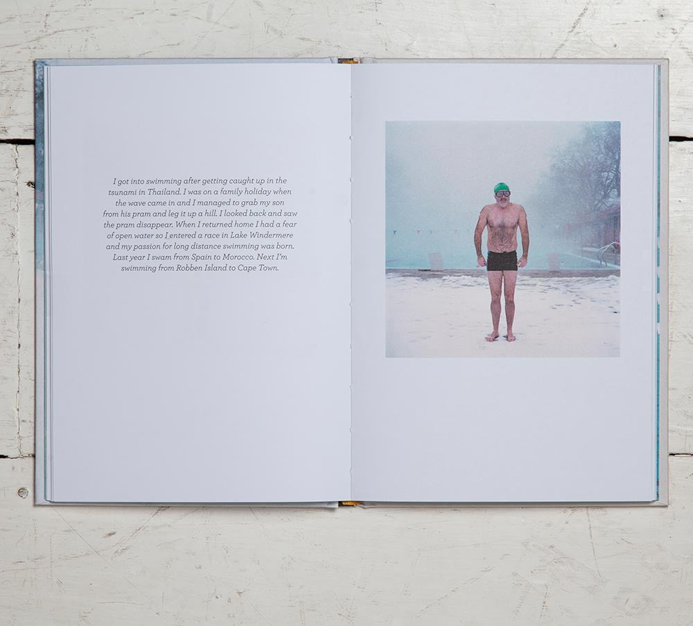 East London Swimmers (Photo Book 2)
