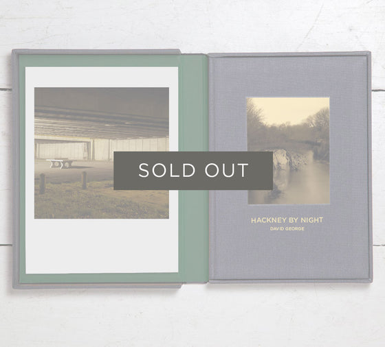 Collector's Edition +  Print: Hackney By Night