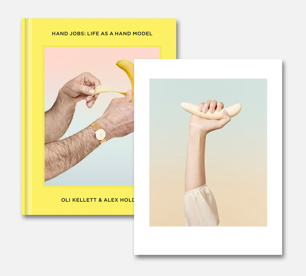 Collector's Edition + Print: Hand Jobs: Life as a Hand Model