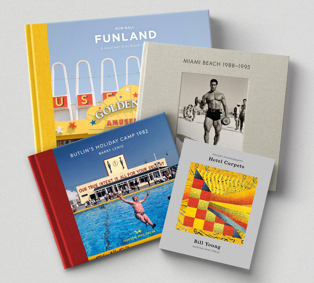HOLIDAY BUNDLE: (Hotel Carpets, Butlin's, Funland and Miami Beach) - save 20%