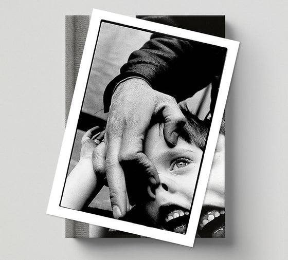 PRE-ORDER: Limited edition print (A) + book: 'In Your Face'