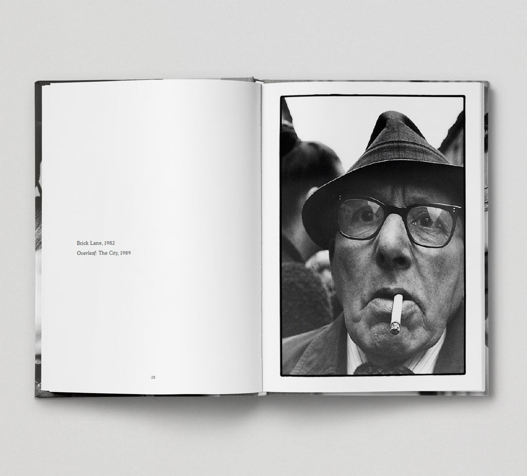 Limited edition print (A) + book: 'In Your Face'
