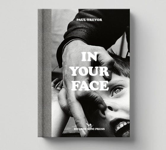 PRE-ORDER: In Your Face