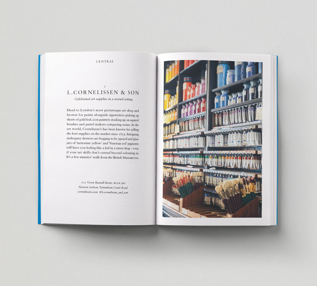 PRE-ORDER: An Opinionated Guide to Independent London