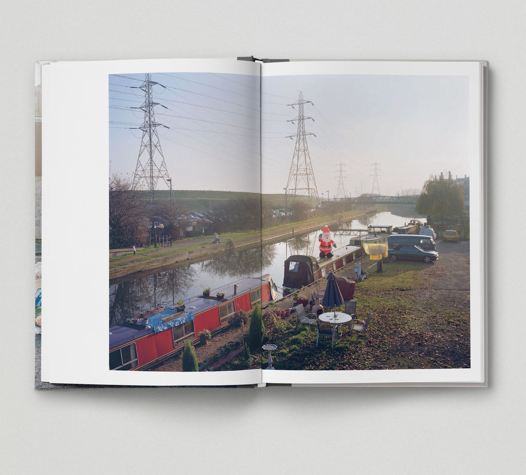 Collector's Edition + Print (Photo Book 12): Adventures in the Lea Valley