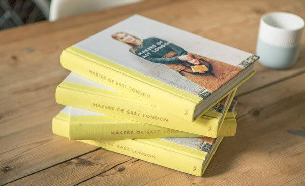 Makers of East London (coffee table book)