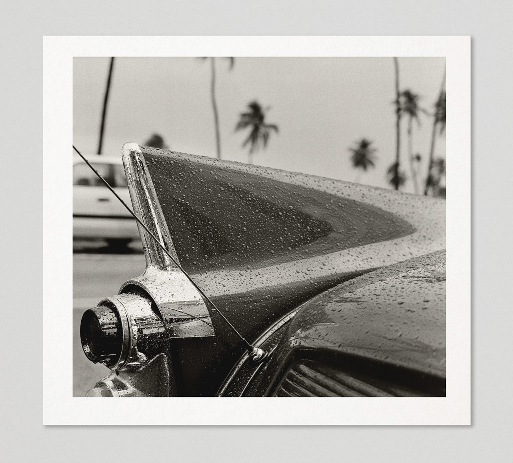 Limited edition print (D) + signed book: 'Miami Beach'