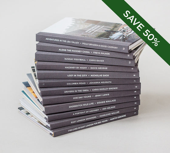BUY THE SET: Books 1-14 in the East London series - save 50%