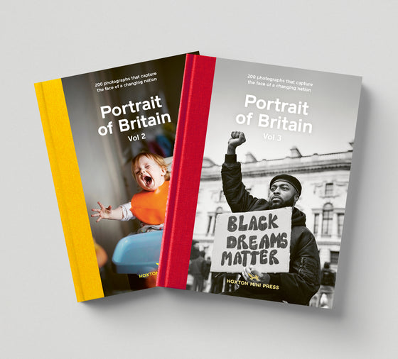 PRE-ORDER: PORTRAIT OF BRITAIN BUNDLE: Vol 2 and Vol 3 - save 25%
