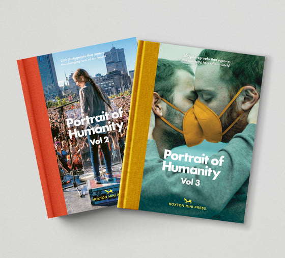 PRE-ORDER: PORTRAIT OF HUMANITY BUNDLE: Vol 2 and Vol 3 – save 25%
