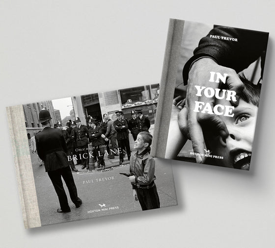 PAUL TREVOR BUNDLE - save 20%