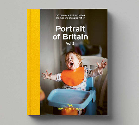 PRE-ORDER: Portrait of Britain Vol 2