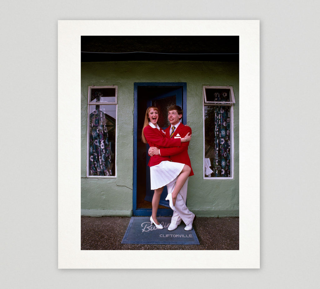 Limited edition print (D) + signed book: 'Butlin's Holiday Camp 1982'