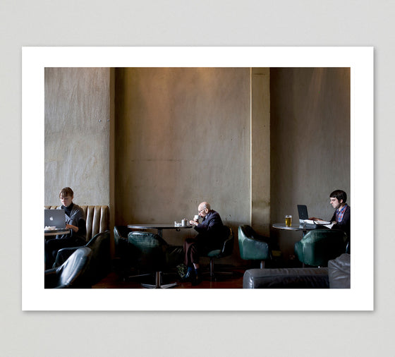 Martin Usborne Print 'Tea With Five Sugars' - limited edition of 150
