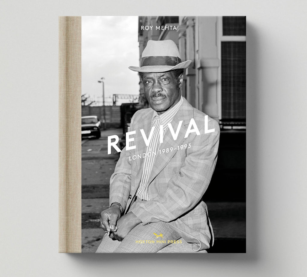 Limited edition print (A) + book: 'Revival'