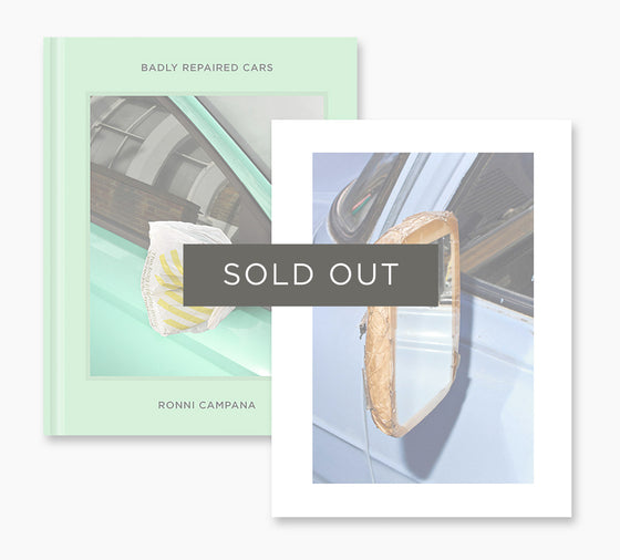 Collector's Edition + Print: Badly Repaired Cars