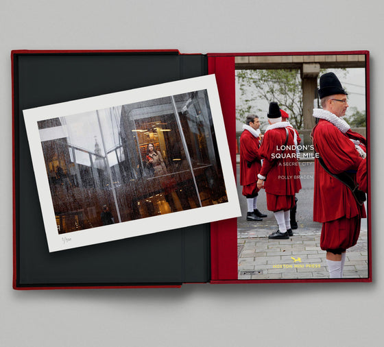 Collector's Edition + Print: London's Square Mile: A Secret City