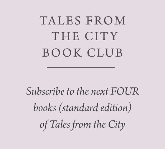 BOOK CLUB (Save 20%): Tales from the City