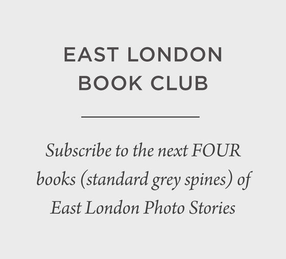 BOOK CLUB (Save 20%): East London Stories