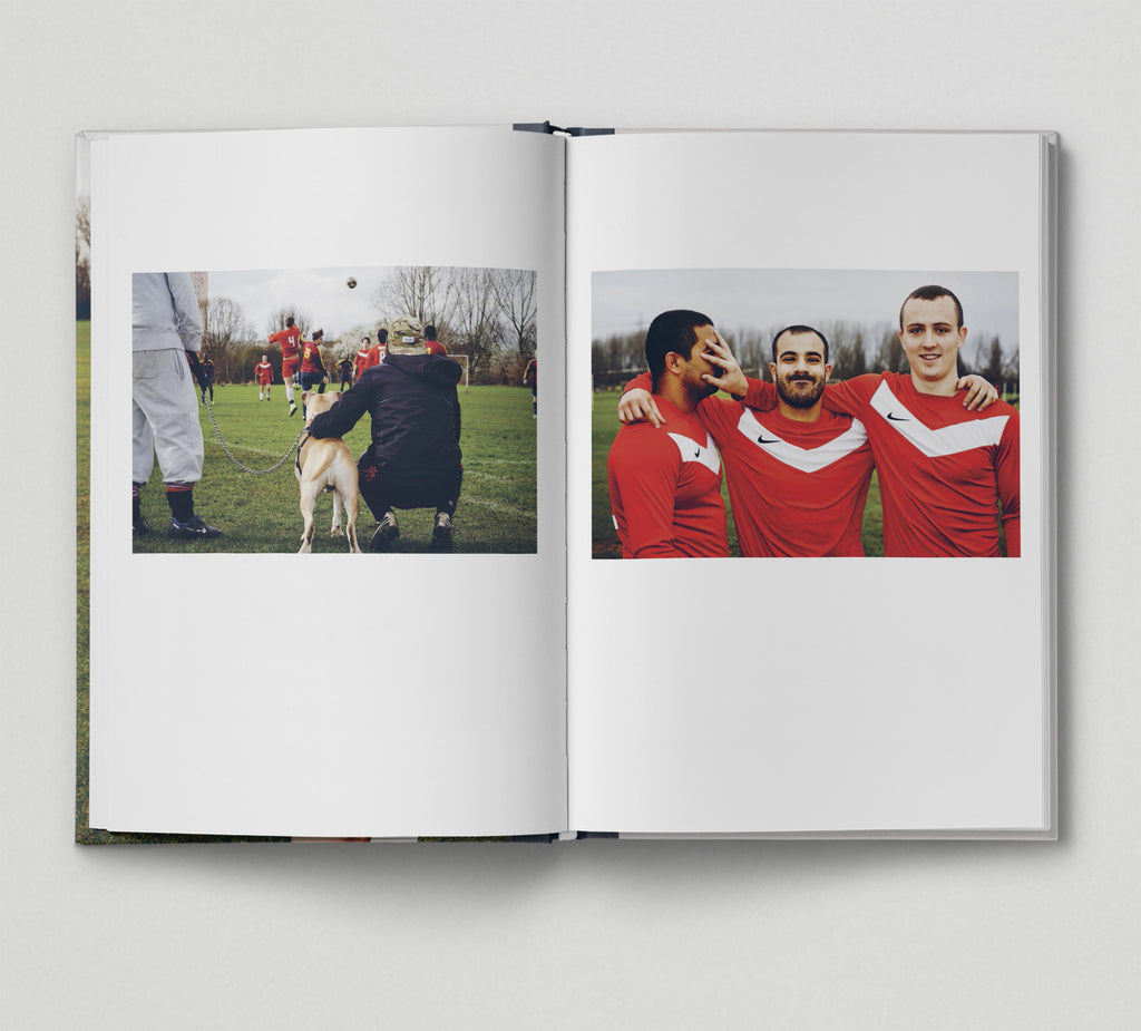 Collector's Edition +  Print  (Photo Book 10): Sunday Football