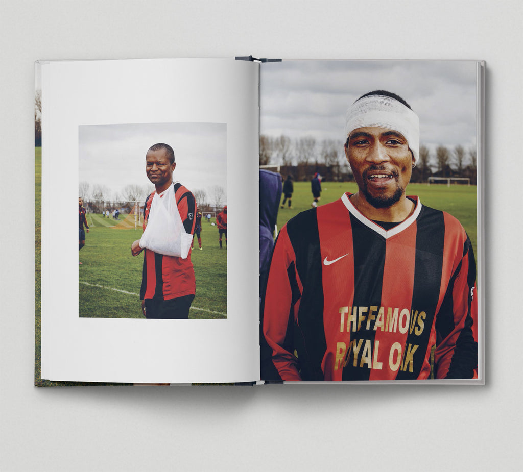 Sunday Football (Photo Book 10)