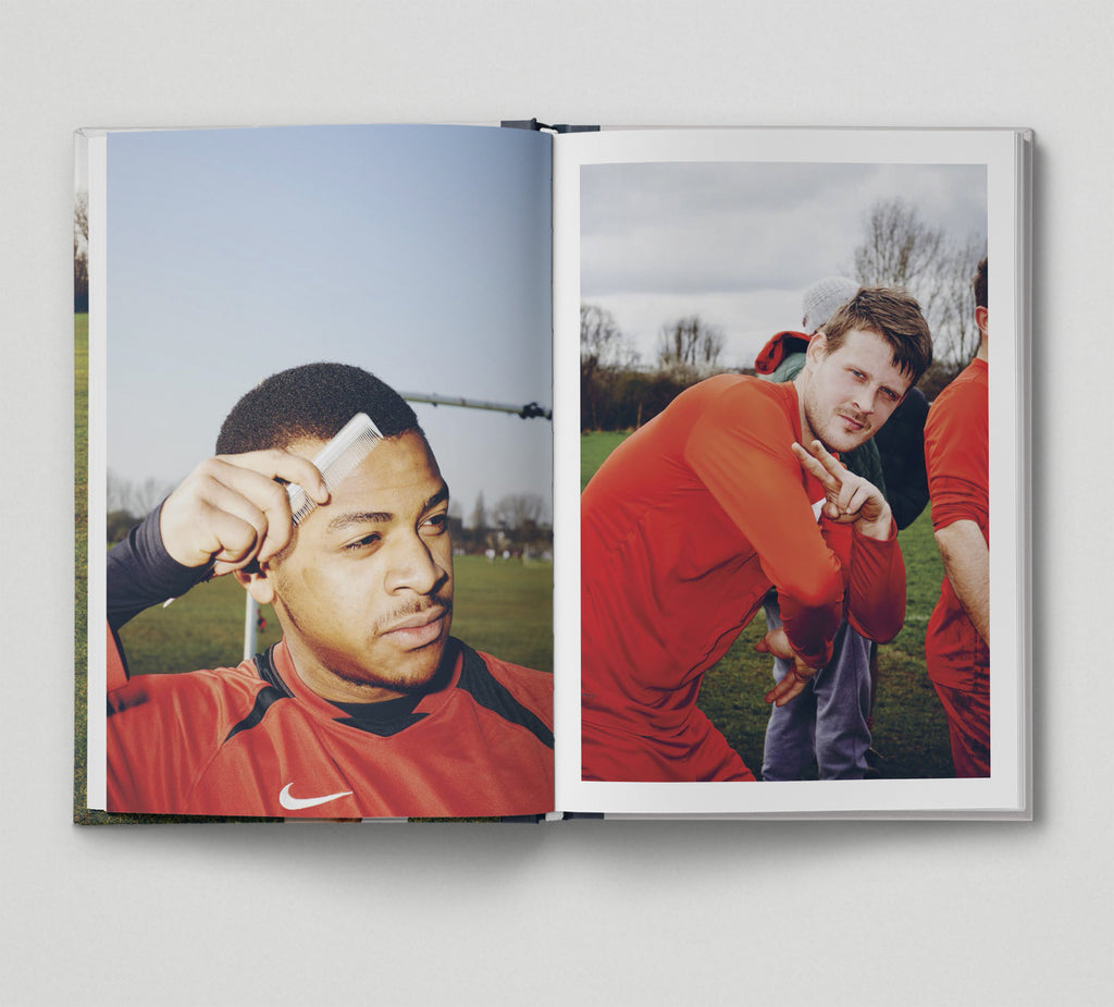Sunday Football (Book 10: East London Photo Stories)