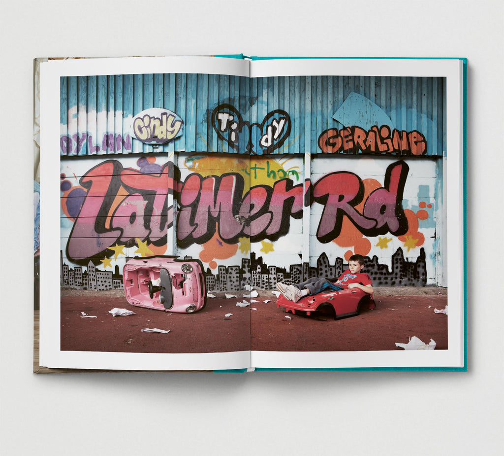PRE-ORDER: Collector's Edition + Print: Urban Gypsies