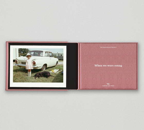 PRE-ORDER: Collector's Edition + Print (A): 'When We Were Young'